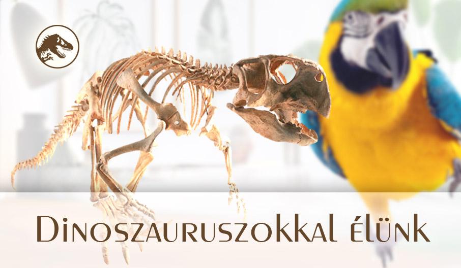Közöttünk élő dinoszauruszok