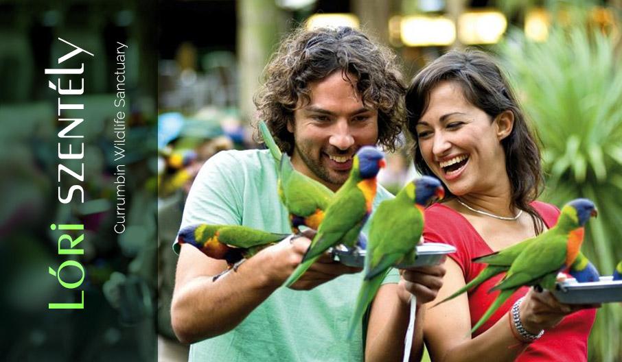 Az ausztrál vadvilág szentélye