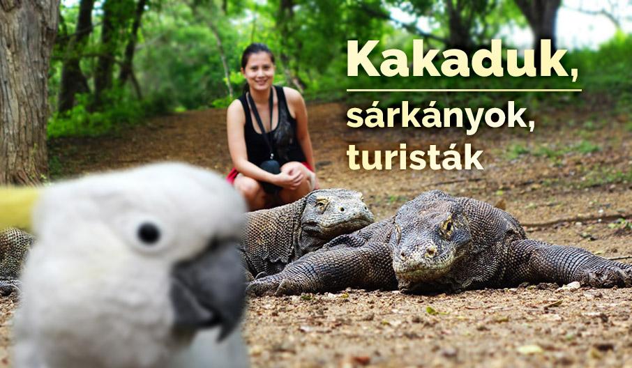 Komodói Kakaduk Védelme